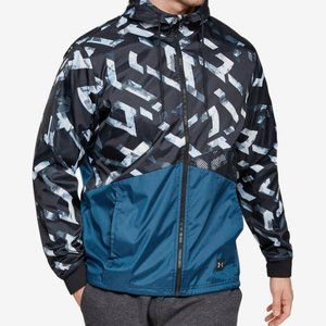 UA Men's XXL UNSTOPPABLE WINDBREADER NEW $100